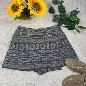 Vintage Skirt and shorts  80s style size M